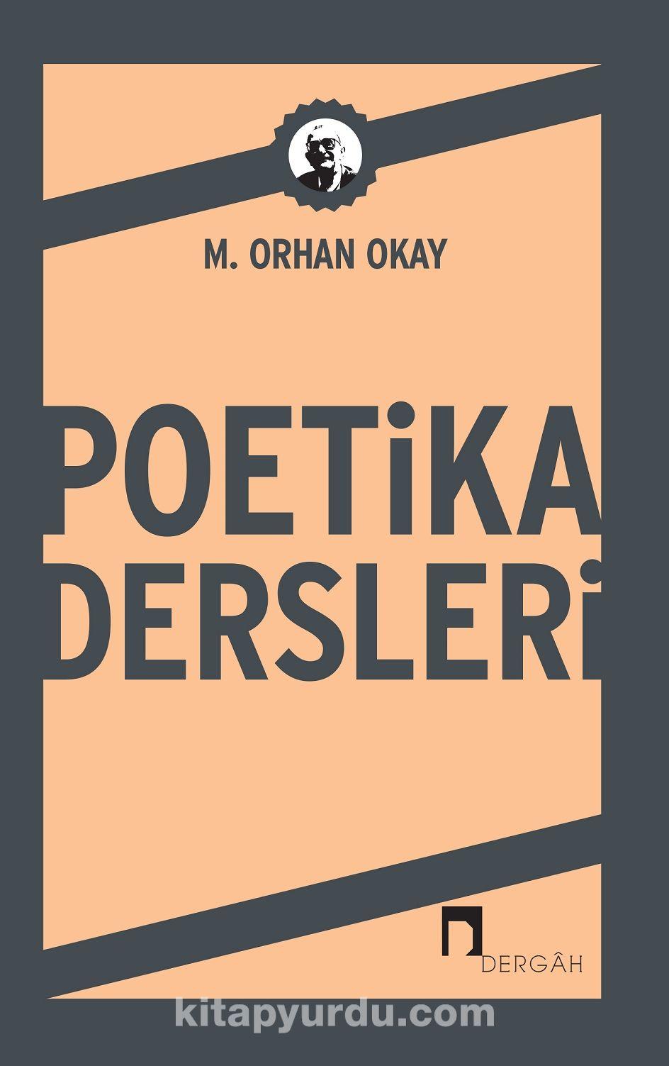 Poetika Dersleri - M. Orhan Okay pdf epub