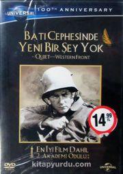 Batı Cephesinde Yeni Bir Şey Yok (DVD)