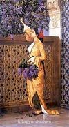 Leylak Toplayan Kız / Osman Hamdi Bey (OHB 009-60x110) (Çerçevesiz)