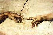 Adem'in Yaratılışı / Buonaroti Michaelangelo (MCB 001-30x45) (Çerçevesiz)