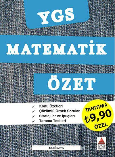 YGS Matematik Özet - Sami Kaya pdf epub