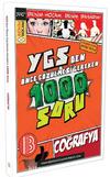 YGS'den Önce Çözülmesi Gereken 1000 Soru Coğrafya