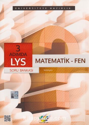 LYS 3 Adımda Matematik-Fen Soru Bankası