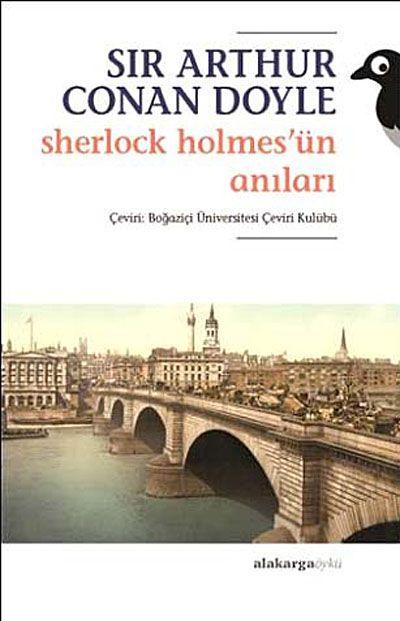Sherlock Holmes'ün Anıları 2 - Sir Arthur Conan Doyle pdf epub