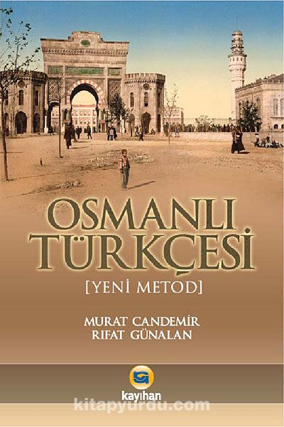 Osmanlı Türkçesi (Yeni Metod) - Rıfat Günalan pdf epub