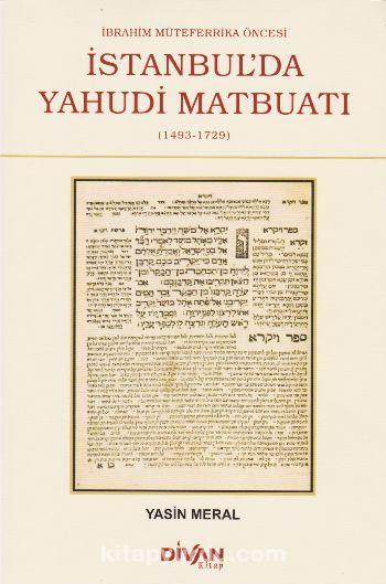 İstanbul'da Yahudi Matbuatı
