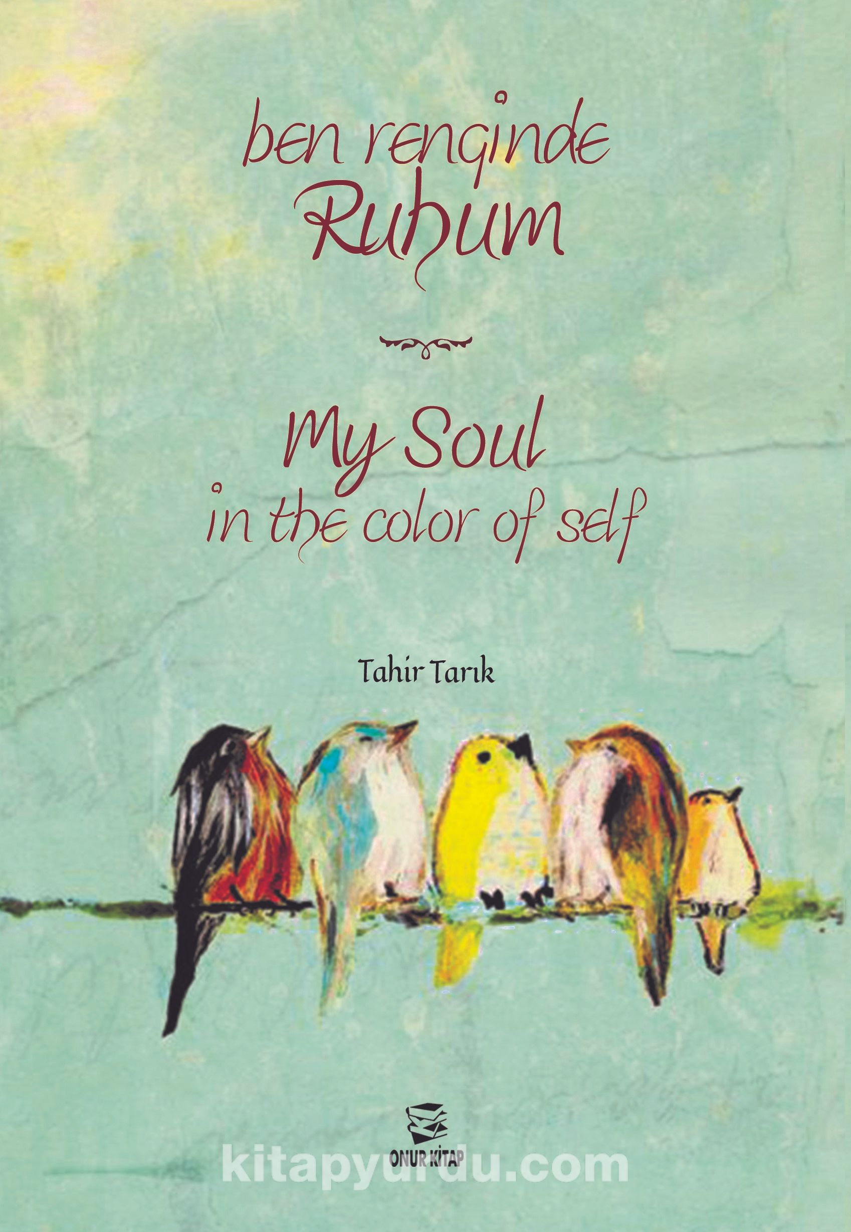 Ben Renginde Ruhum & My Soul in the Color Of Self