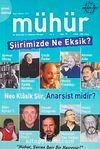 Mühür İki Aylık Şiir ve Edebiyat Dergisi Yıl:6 Sayı:29 Mart-Nisan 2010