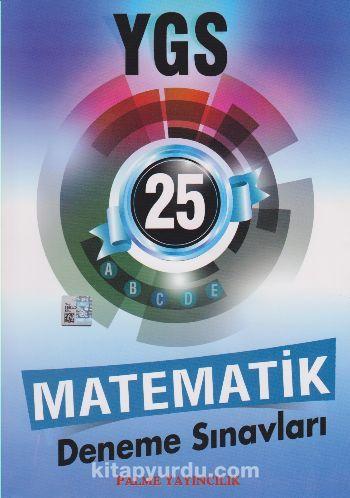 YGS Matematik 25 Deneme Sınavı