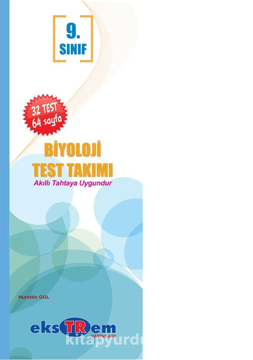 9. Sınıf Biyoloji Test Takımı