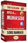 2017 KPSS A Muhasebe Tamamı Ayrıntılı Çözümlü Soru Bankası