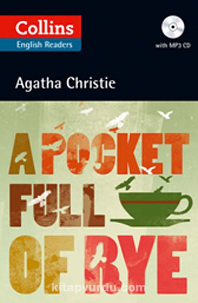 A Pocket Full of Rye +CD (Agatha Christie Readers)