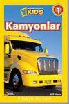 National Geographic Kids -Kamyonlar
