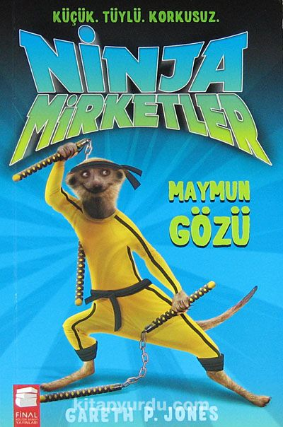 Ninja Mirketler -2 Maymun Gözü - Gareth P. Jones pdf epub