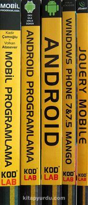 Mobil Programlama Eğitim Seti (5 Kitap)