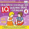 Okulöncesi Çocuklar İçin IQ Geliştirici Zeka Oyunları (4-6 Yaş) 4