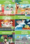 Evde Karakter Eğitimi 6-9 Yaş Eğitim Seti