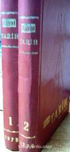 Hayat Tarih Mecmuası - 1975 / 1-2 (2 Cilt) (1-I-8)