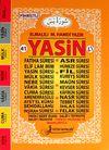 41 Yasin Fihristli Kod:F020 (11,5x15,5)