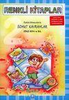 Renkli Kitaplar - 2 Öykülü Bilmecelerle Somut Kavramlar Dinle Boya ve Bul