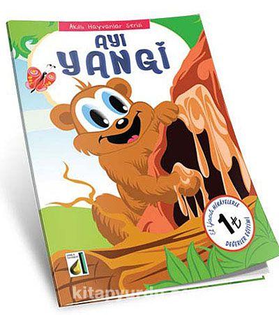 Ayı Yangi / Akıllı Hayvanlar Serisi -  pdf epub