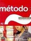 Metodo 2 Cuaderno de Ejercicios A2 +CD (İspanyolca Orta-Alt Seviye çalışma Kitabı +CD)