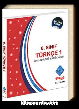 6. Sınıf Türkçe -1 Konu Anlatımlı Soru Bankası