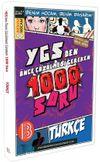 YGS'den Önce Çözülmesi Gereken 1000 Soru Türkçe