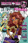 Monster High / Çılgın Akıl Oyunları Faaliyet Kitabı