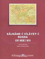 Salname-i Vilayet-i BOSNA 1287 Hicri / 1870