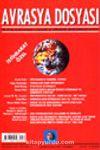 Avrasya Dosyası / Yaz 2002-Sayı 2 Cilt: 8 İstihbarat  Özel