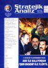 Stratejik Analiz / Sayı:30 / Ekim 2002