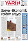Türkiye ve Dünyada YARIN Yıl: 2 Sayı: 9 Ocak 2003