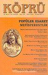 Köprü Üç Aylık Fikir Dergisi Yaz/2004 Sayı: 87