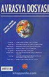 Sayı:2 Cilt: 10-Avrasya Dosyası / Yaz 2004