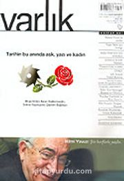 Varlık Aylık Edebiyat ve Kültür Dergisi / Mart 2005