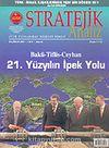 Stratejik Analiz /Sayı:62 / Haziran 2005 Uluslararası İlişkiler Dergisi Cilt 6