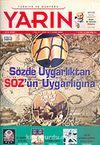Türkiye ve Dünyada YARIN Aylık Düşünce ve Siyaset Dergisi / Yıl:4 Sayı: 41 / Eylül 2005