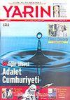 Türkiye ve Dünyada YARIN Aylık Düşünce ve Siyaset Dergisi / Yıl:4 Sayı: 42 / Ekim 2005