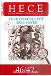 Sayı:46-47 Ekim-Kasım 2000-Türk Öykücülüğü Özel Sayısı-Hece Aylık Edebiyat Dergisi (Ciltsiz)