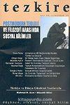 Tezkire-Postmodern Teoloji ve Filozofi Arasında Sosyal Bilimler Eylül-Ekim 2004 Sayı:40