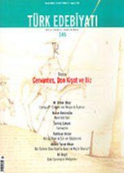 Sayı: 385/Kasım 2005/Türk Edebiyatı/Aylık Fikir ve Sanat Dergisi