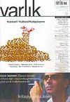 Varlık Aylık Edebiyat ve Kültür Dergisi / Eylül 2006