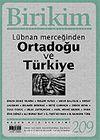 Birikim / Sayı: 209 Yıl: 2006 / Aylık Sosyalist Kültür Dergisi