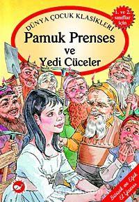 Pamuk Prenses ve Yedi Cüceler / Masallarla El Yazısı Dizisi