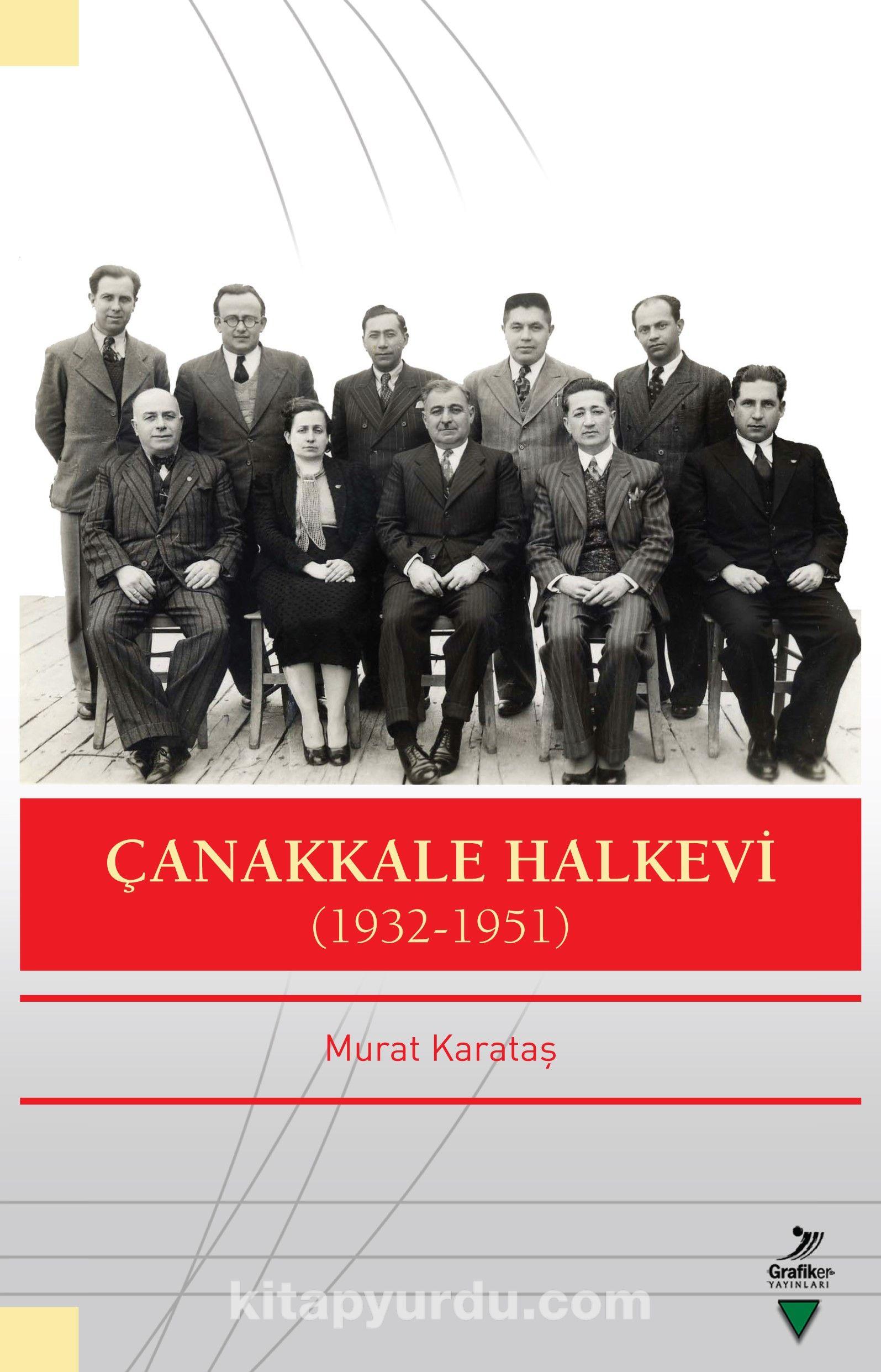 Çanakkale Halkevi (1932-1951)