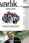 Varlık Aylık Edebiyat ve Kültür Dergisi / Kasım 2006