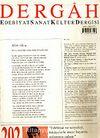 Dergah Edebiyat Sanat Kültür Dergisi / Aralık, Sayı 202, Cilt XVII