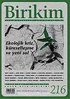 Birikim / Sayı: 216 Yıl: 2007 / Aylık Sosyalist Kültür Dergisi