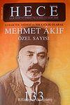 Sayı:133 Ocak 2008 Hece Aylık Edebiyat Dergisi Mehmet Akif Özel Sayısı (ciltli)